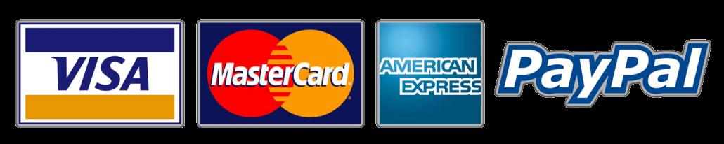 credit car logos